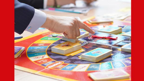 LeverageGAME – Trò chơi ĐÒN BẨY DOANH NGHIỆP
