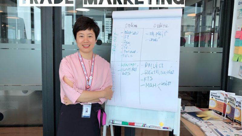 Marketing tại điểm bán, doanh nghiệp bán lẻ, bán hàng qua kênh phân phối đã làm gì?