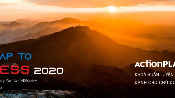 ActionPLANNING 15 – Road Map to Success 2020