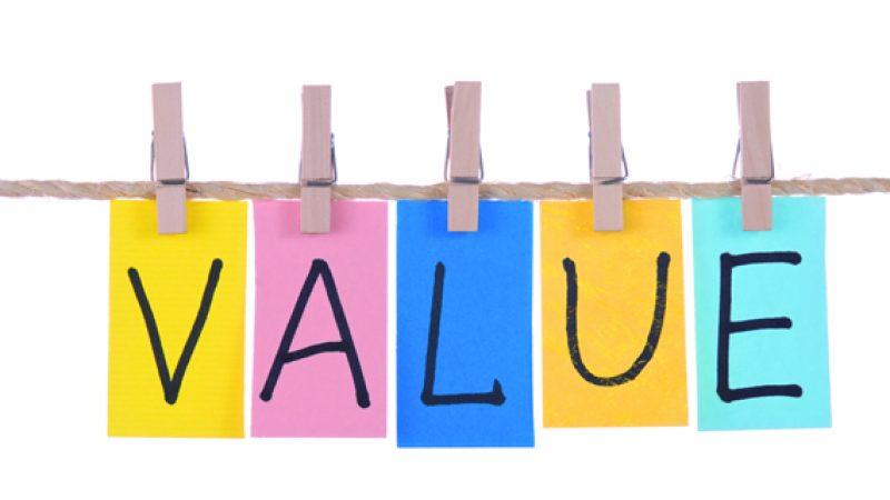 Gia tăng giá trị thay vì giảm giá