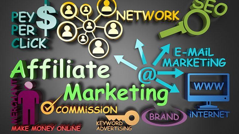 Affiliate Marketing – tiếp thị liên kết, không mới, bạn đã thử chưa?