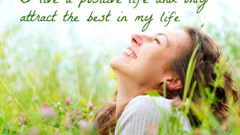 Affirmations, 100 lời khẳng định tích cực cho buổi sáng diệu kỳ
